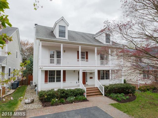 197-C S. Southwood Avenue, Annapolis, MD 21401 (#AA10190084) :: Keller Williams Pat Hiban Real Estate Group