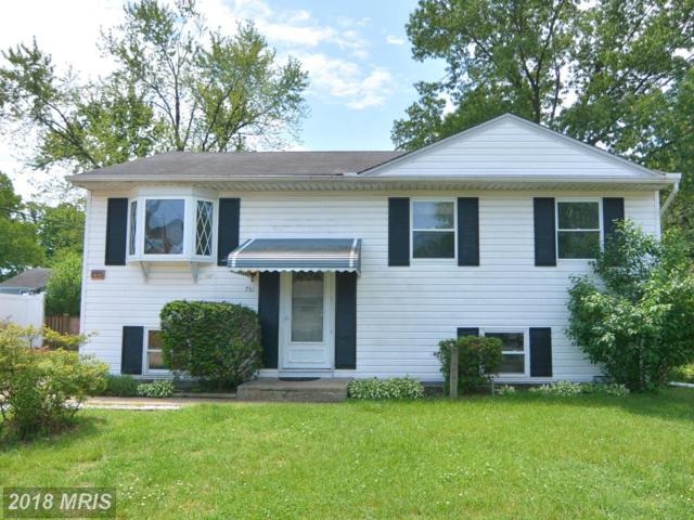 761 216TH Street, Pasadena, MD 21122 (#AA10245867) :: The Sebeck Team of RE/MAX Preferred