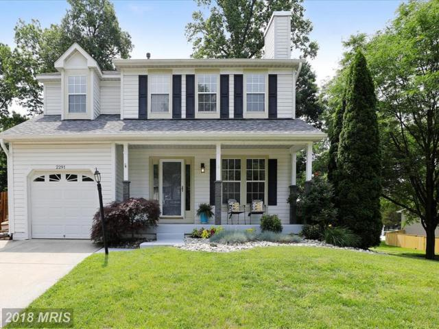 2291 Snowfall Court, Odenton, MD 21113 (#AA10261572) :: The Gus Anthony Team