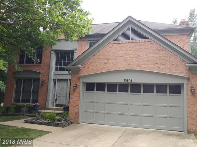 3501 Ridgemoor Drive, Laurel, MD 20724 (#AA10266038) :: Bob Lucido Team of Keller Williams Integrity