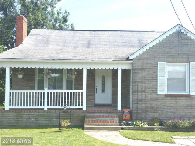 119 Hammonds Lane, Baltimore, MD 21225 (#AA10281587) :: Bob Lucido Team of Keller Williams Integrity