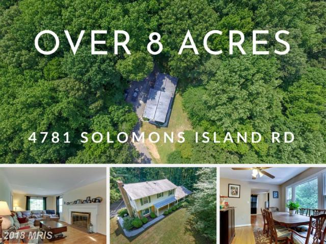 4781 Solomons Island Road, Harwood, MD 20776 (#AA10297573) :: The Speicher Group of Long & Foster Real Estate