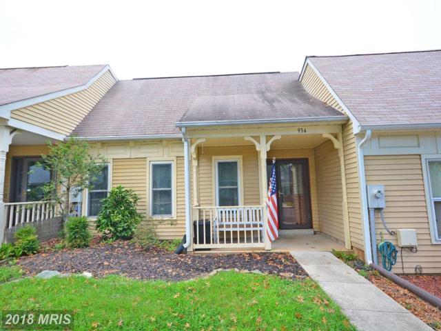 934 Ships Bell Court, Annapolis, MD 21401 (#AA10327334) :: Keller Williams Pat Hiban Real Estate Group