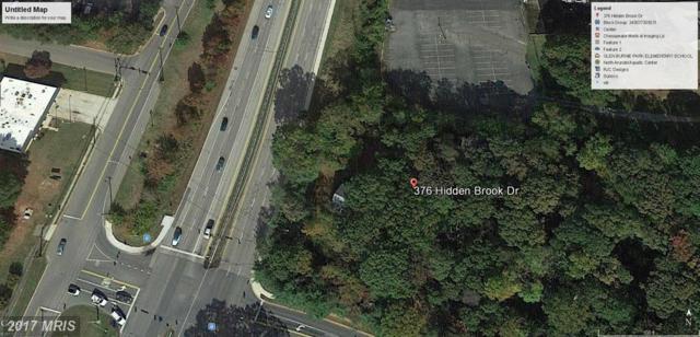 378 Hidden Brook Drive, Glen Burnie, MD 21061 (#AA9590400) :: Pearson Smith Realty