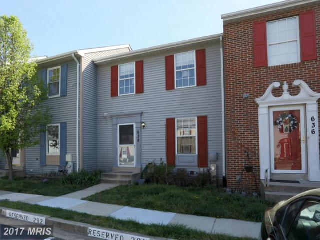 638 Realm Court W, Odenton, MD 21113 (#AA9926950) :: Pearson Smith Realty
