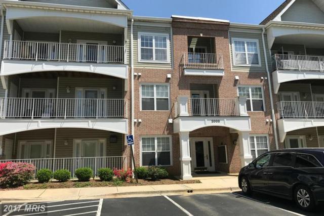 2003 Warners Terrace N #321, Annapolis, MD 21401 (#AA9932833) :: LoCoMusings