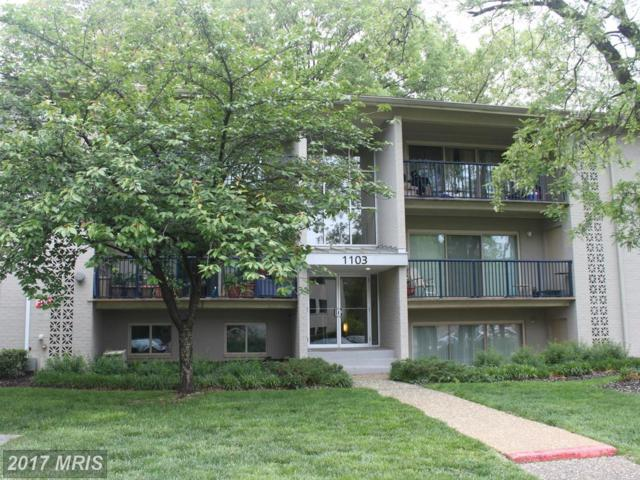 1103 Primrose Court #102, Annapolis, MD 21403 (#AA9939054) :: Pearson Smith Realty