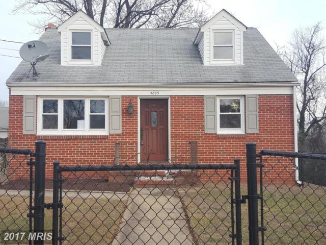 5805 Redmond Street, Baltimore, MD 21225 (#AA9960207) :: LoCoMusings