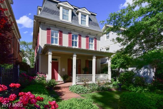 10 Shaw Street, Annapolis, MD 21401 (#AA9965814) :: LoCoMusings