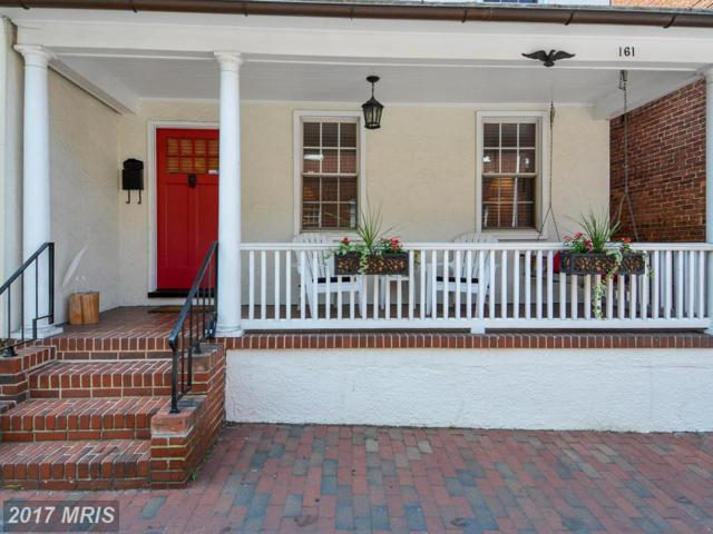 161 Conduit Street, Annapolis, MD 21401 (#AA9978158) :: Pearson Smith Realty