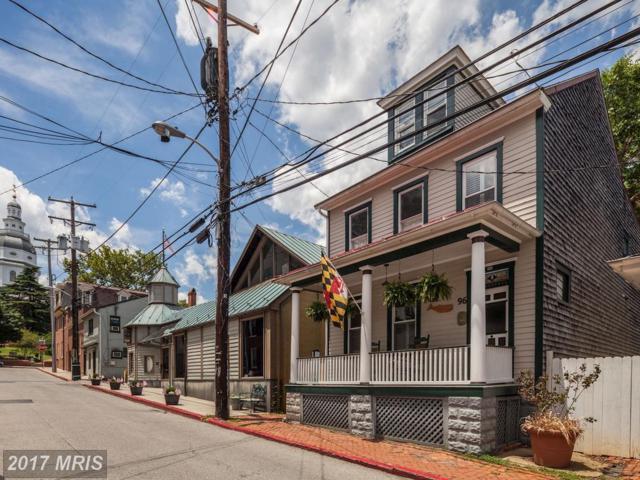 96 East Street, Annapolis, MD 21401 (#AA9985578) :: LoCoMusings
