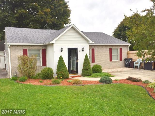 6 Mill Street, Frostburg, MD 21532 (#AL10068578) :: Pearson Smith Realty