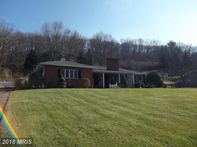 11608 Cash Valley Road, Corriganville, MD 21524 (#AL10113424) :: The Bob & Ronna Group