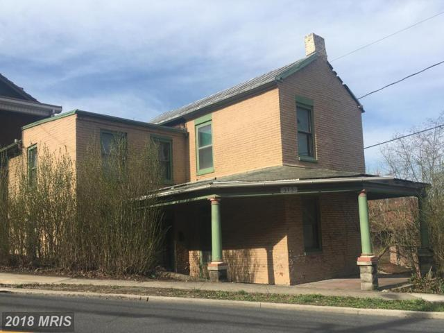 315 Williams Street, Cumberland, MD 21502 (#AL10217584) :: The Maryland Group of Long & Foster