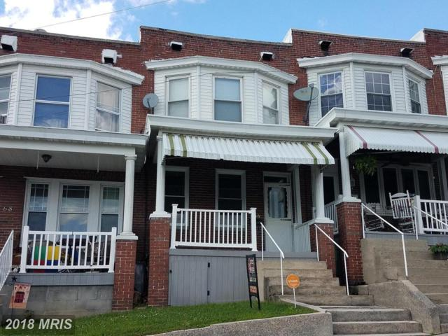 66 Boone Street, Cumberland, MD 21502 (#AL10257021) :: Browning Homes Group
