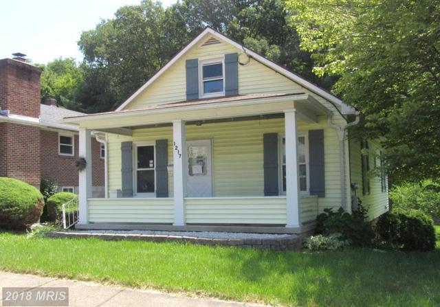 1217 Frederick Street, Cumberland, MD 21502 (#AL10286720) :: LoCoMusings