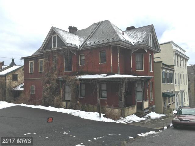 223 Union Street, Cumberland, MD 21502 (#AL9839646) :: LoCoMusings