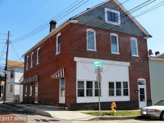 15 Fourth Street, Cumberland, MD 21502 (#AL9885291) :: LoCoMusings