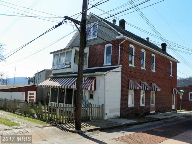 15 Fourth Street, Cumberland, MD 21502 (#AL9885307) :: LoCoMusings