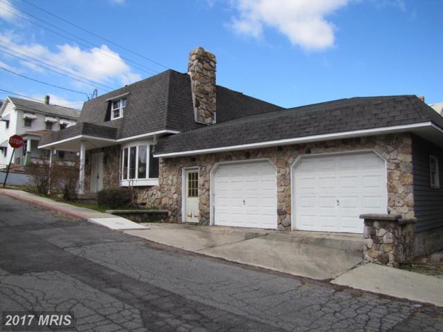 201 Wood Street, Westernport, MD 21562 (#AL9889489) :: Pearson Smith Realty