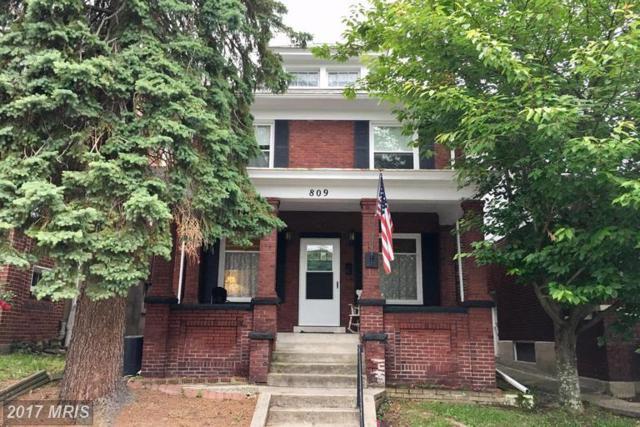 809 Mount Royal Avenue, Cumberland, MD 21502 (#AL9957189) :: LoCoMusings