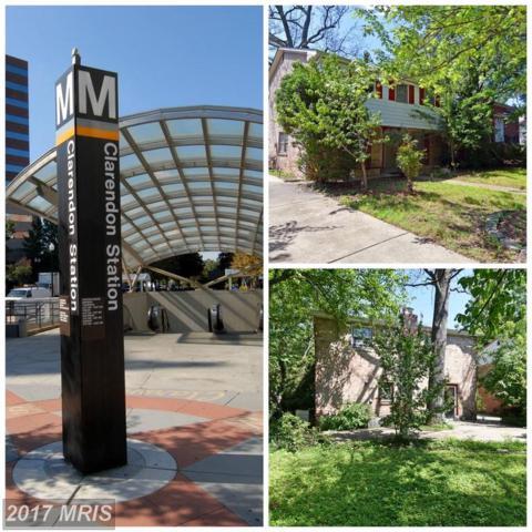 604 North Garfield Street, Arlington, VA 22201 (#AR10028227) :: Pearson Smith Realty