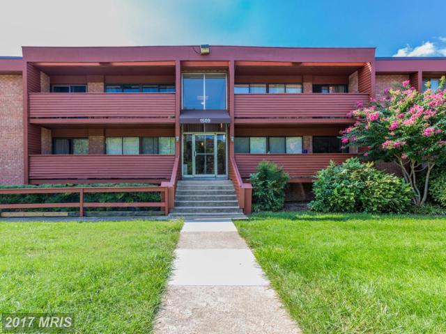1509 George Mason Drive S #11, Arlington, VA 22204 (#AR10036402) :: Pearson Smith Realty