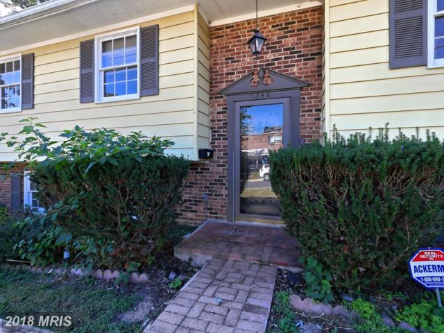 1840 Dinwiddie Street N, Arlington, VA 22207 (#AR10072717) :: Pearson Smith Realty