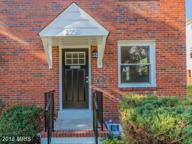 2002 Dinwiddie Street N, Arlington, VA 22207 (#AR10095818) :: Pearson Smith Realty