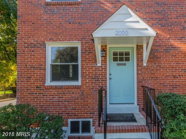 2000 Dinwiddie Street N, Arlington, VA 22207 (#AR10095830) :: Pearson Smith Realty