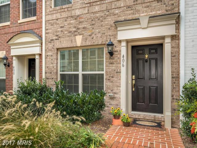 406 Thomas Street N, Arlington, VA 22203 (#AR10106112) :: Arlington Realty, Inc.