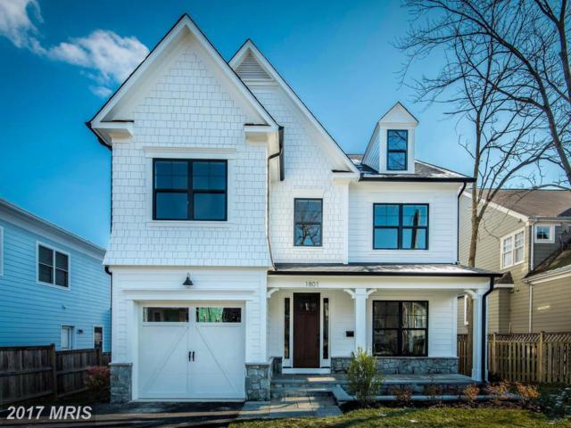 1801 Nelson Street N, Arlington, VA 22207 (#AR10120256) :: Arlington Realty, Inc.