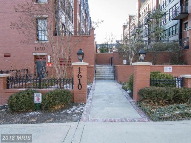 1610-A Queen Street #218, Arlington, VA 22209 (#AR10127618) :: Pearson Smith Realty