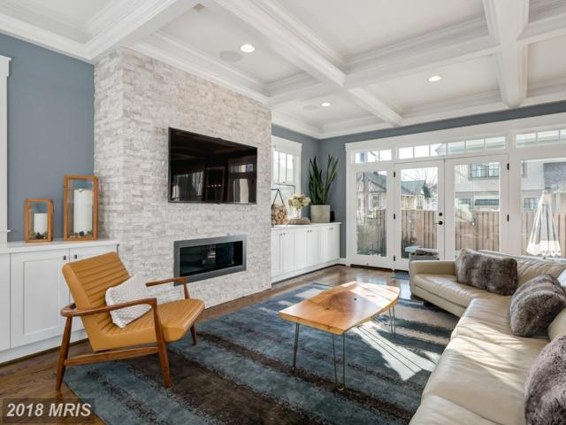 1818 Cleveland Street N, Arlington, VA 22201 (#AR10136531) :: The Gus Anthony Team