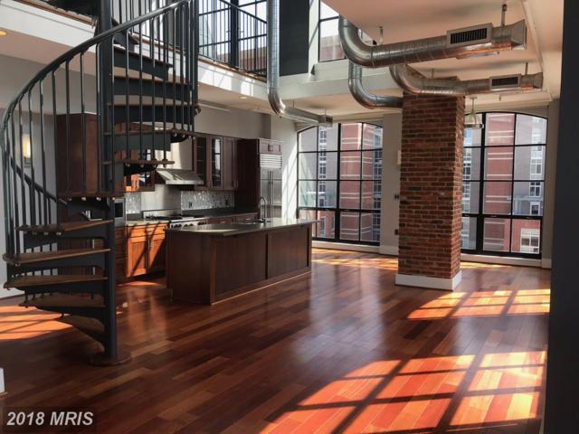 1615 Queen Street M602, Arlington, VA 22209 (#AR10155616) :: Keller Williams Pat Hiban Real Estate Group