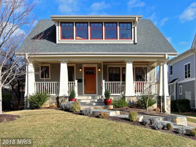 1511 Buchanan Street N, Arlington, VA 22205 (#AR10163094) :: City Smart Living