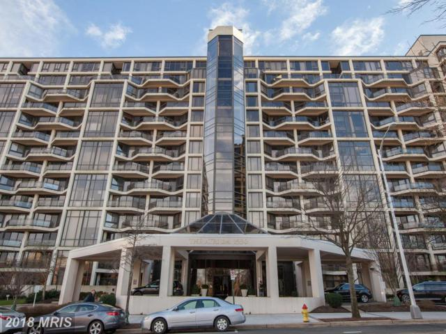 1530 Key Boulevard #1124, Arlington, VA 22209 (#AR10171036) :: SURE Sales Group