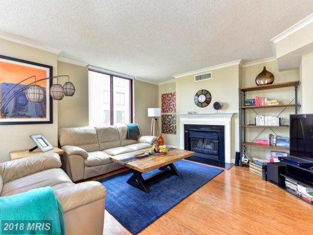 1201 Garfield Street N #609, Arlington, VA 22201 (#AR10207077) :: Dart Homes