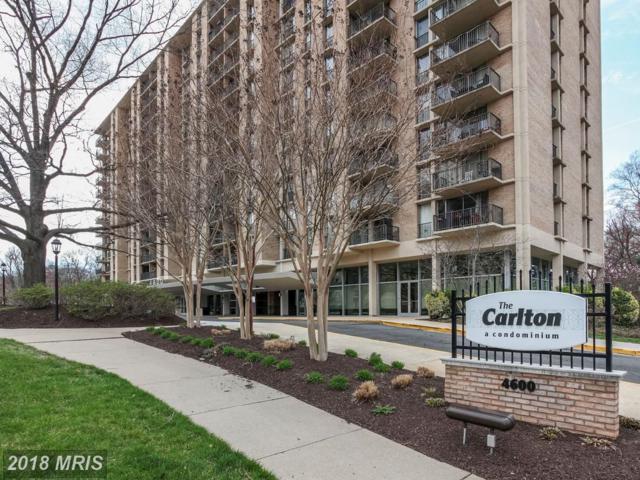 4600 Four Mile Run Drive #232, Arlington, VA 22204 (#AR10245418) :: Dart Homes