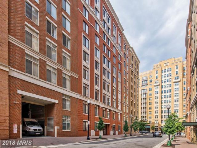 1201 Garfield Street #614, Arlington, VA 22201 (#AR10245583) :: Dart Homes