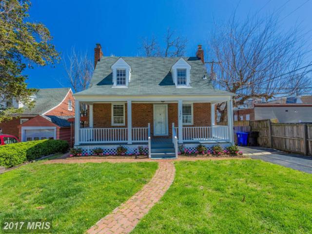 1521 Edgewood Street, Arlington, VA 22201 (#AR9890210) :: LoCoMusings