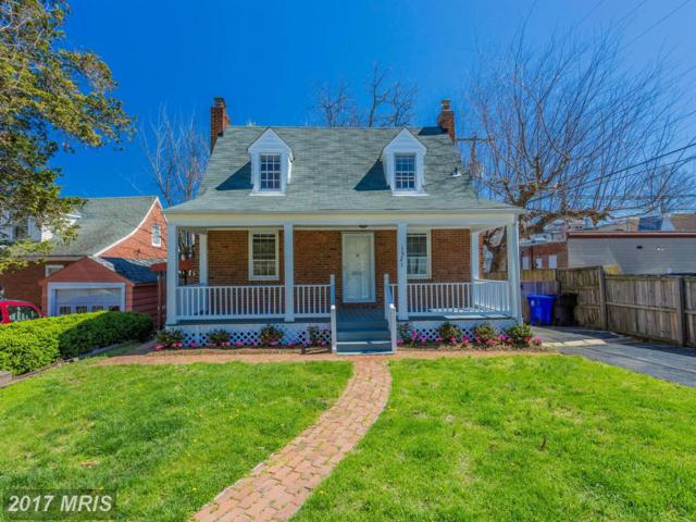 1521 Edgewood Street, Arlington, VA 22201 (#AR9890210) :: Pearson Smith Realty