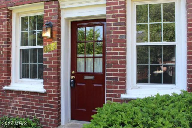 1916 Rhodes Street N #59, Arlington, VA 22201 (#AR9947624) :: LoCoMusings