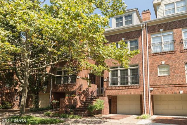 1526 Colonial Terrace, Arlington, VA 22209 (#AR9958541) :: LoCoMusings