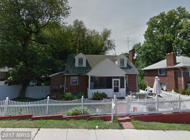 2140 Thomas Street N, Arlington, VA 22207 (#AR9986044) :: The Belt Team