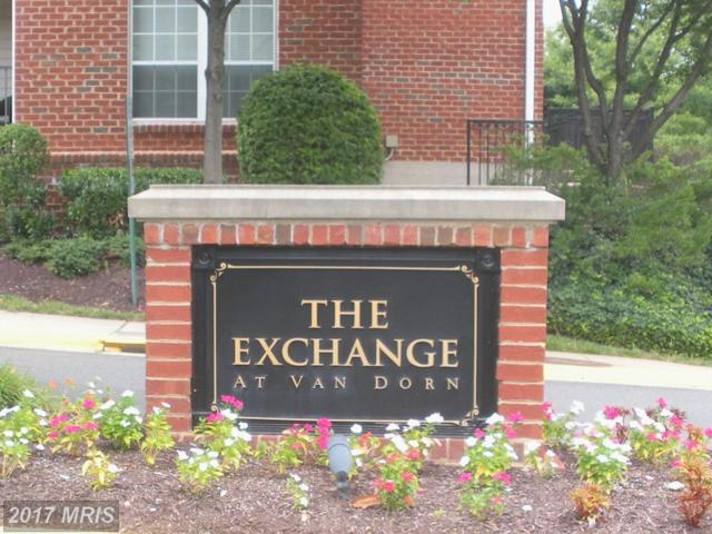 4850 Eisenhower Avenue #205, Alexandria, VA 22304 (#AX10006717) :: Pearson Smith Realty