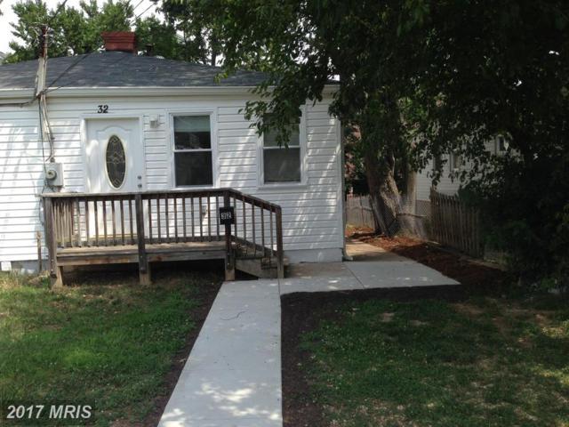 32 Reed Avenue, Alexandria, VA 22305 (#AX10014073) :: Pearson Smith Realty
