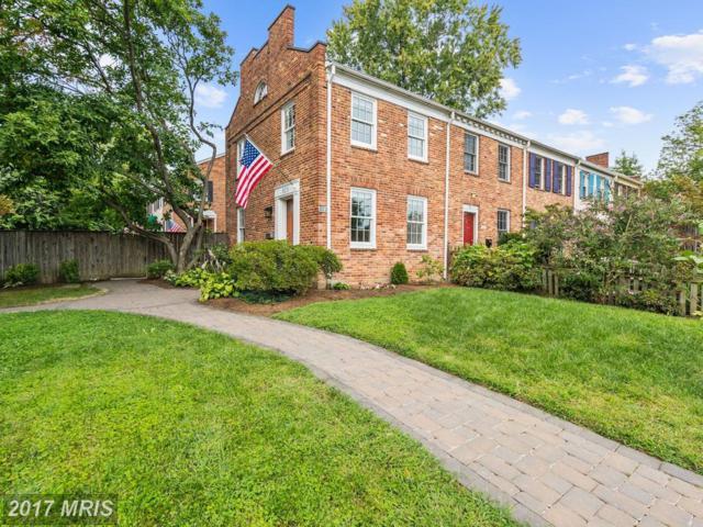 823 Church Street, Alexandria, VA 22314 (#AX10056629) :: Pearson Smith Realty