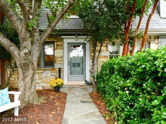 406 Duncan Avenue, Alexandria, VA 22301 (#AX10075082) :: Pearson Smith Realty