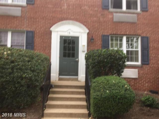 16 Auburn Court S B, Alexandria, VA 22305 (#AX10081115) :: Pearson Smith Realty